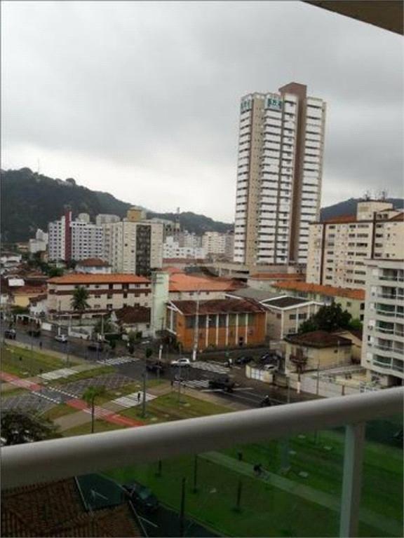 Aluguel Apartamento Santos José Menino REO352699 6