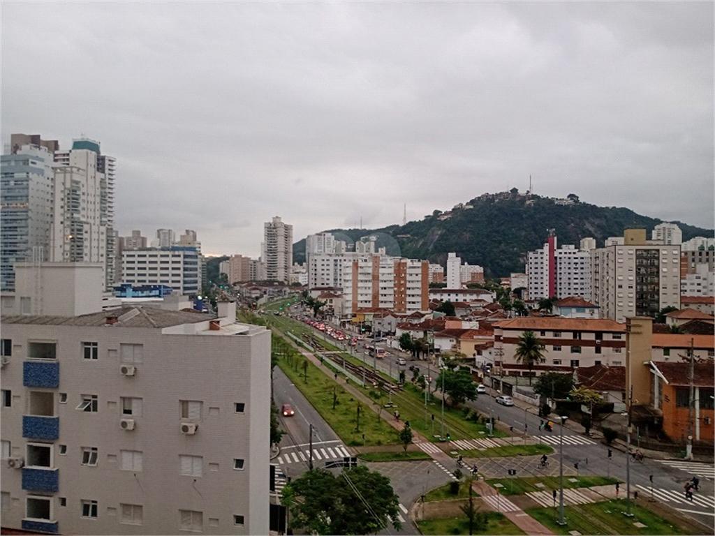 Aluguel Apartamento Santos José Menino REO352699 32