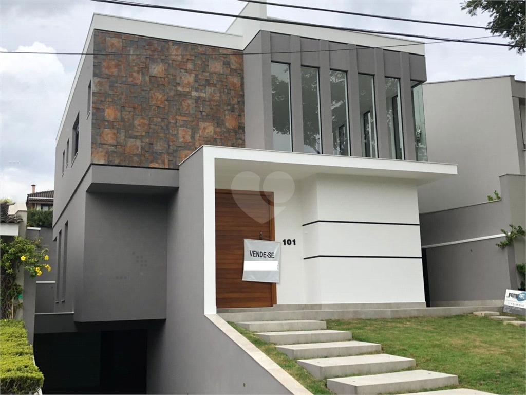 Venda Casa Santana De Parnaíba Alphaville REO352711 1