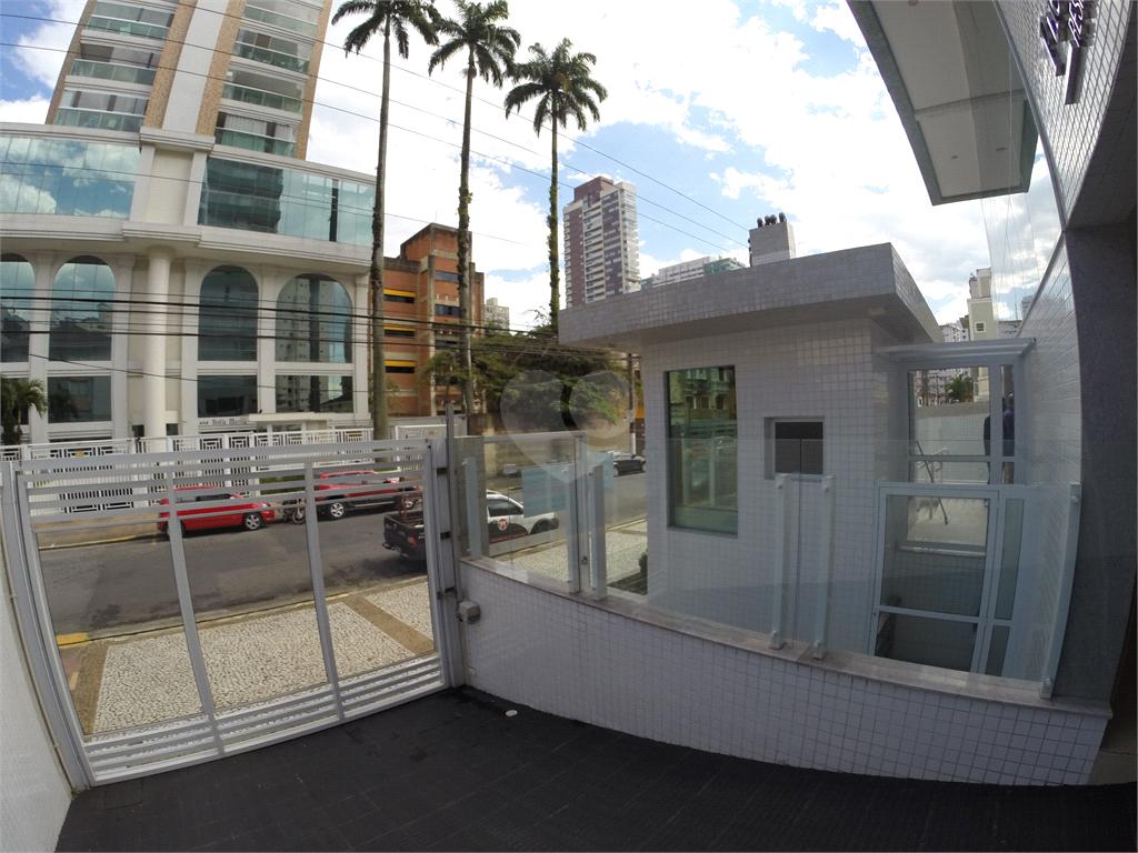 Aluguel Apartamento Santos Boqueirão REO352878 3