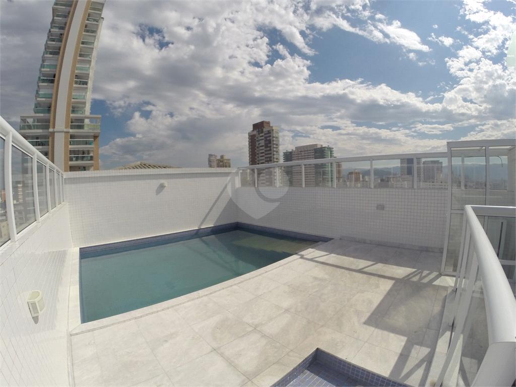 Aluguel Apartamento Santos Boqueirão REO352878 27