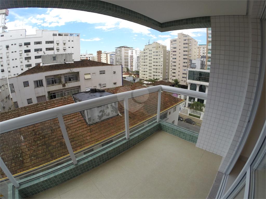 Aluguel Apartamento Santos Boqueirão REO352895 20