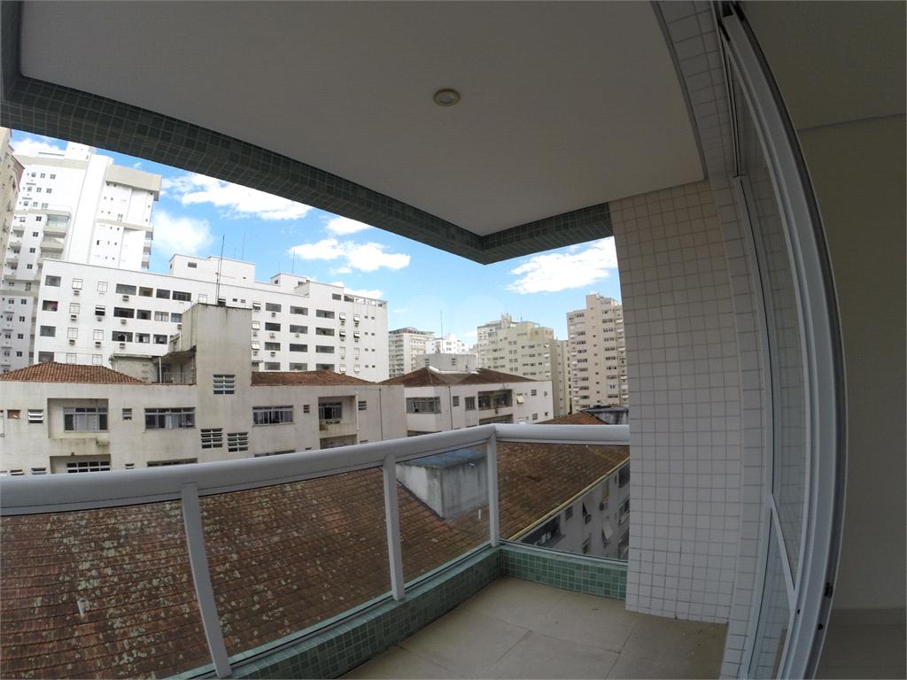Aluguel Apartamento Santos Boqueirão REO352903 10