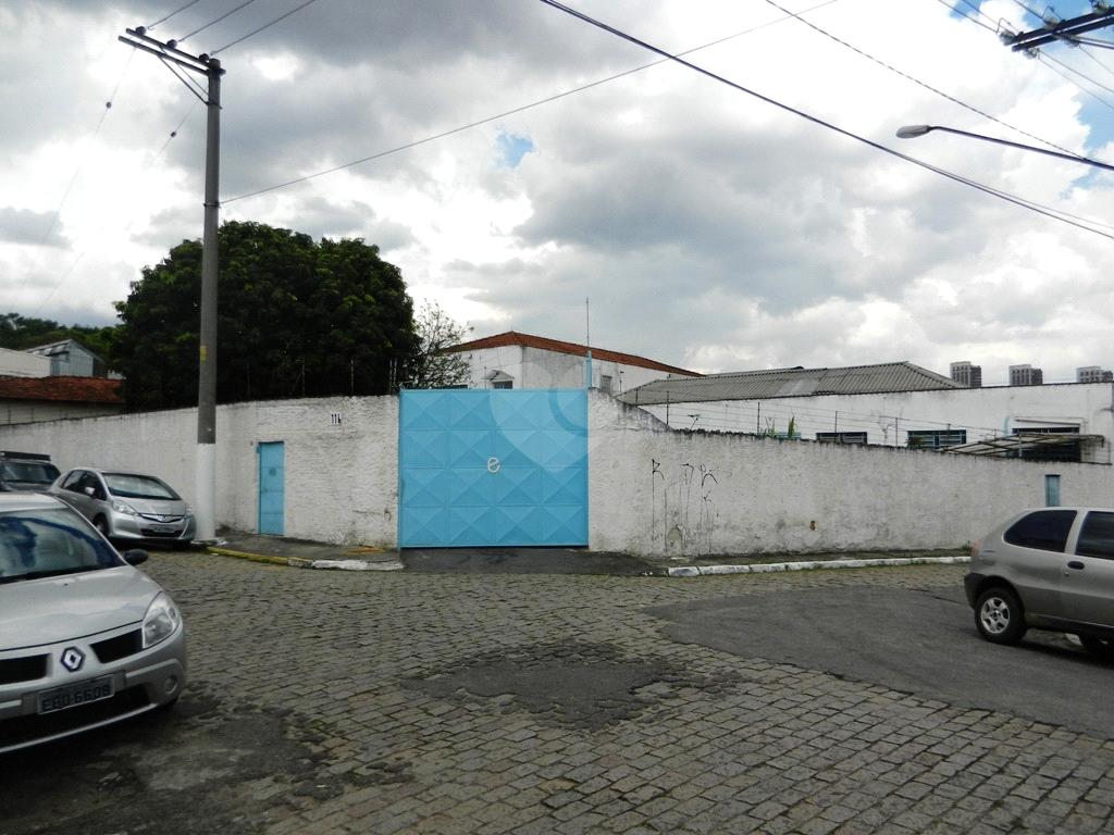 Venda Galpão São Paulo Santo Amaro REO356489 21