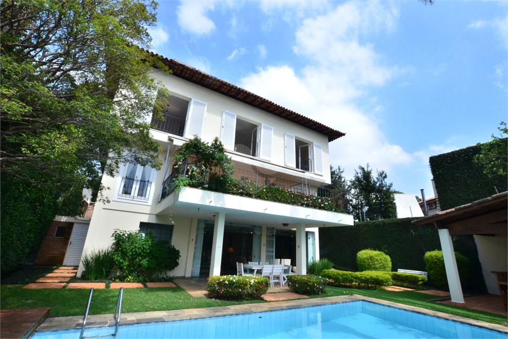 Venda Casa São Paulo Jardim Guedala REO359469 15