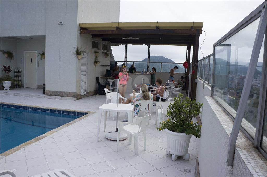 Venda Apartamento Guarujá Jardim Astúrias REO361369 40