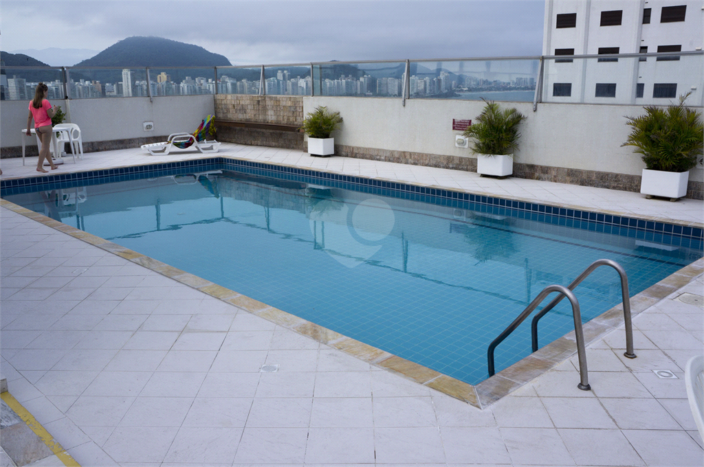 Venda Apartamento Guarujá Jardim Astúrias REO361369 41