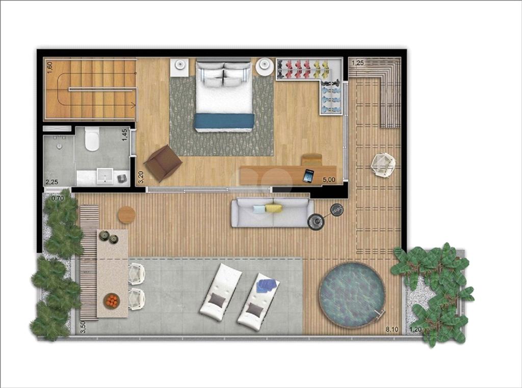 Venda Apartamento São Paulo Pinheiros REO362508 16