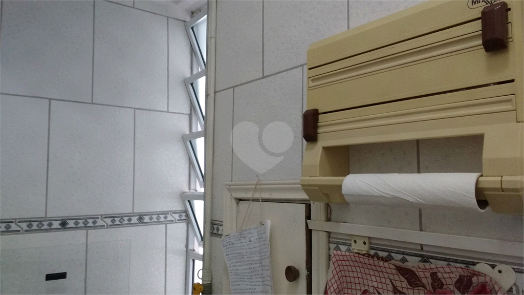 Venda Apartamento Santos Boqueirão REO363219 11