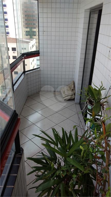 Venda Apartamento Praia Grande Guilhermina REO363904 1