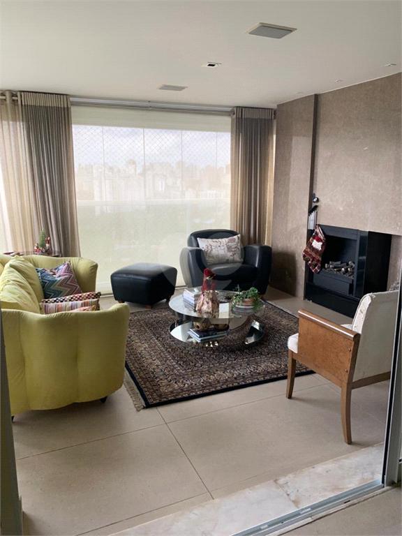 Venda Apartamento São Paulo Alto De Pinheiros REO368445 18