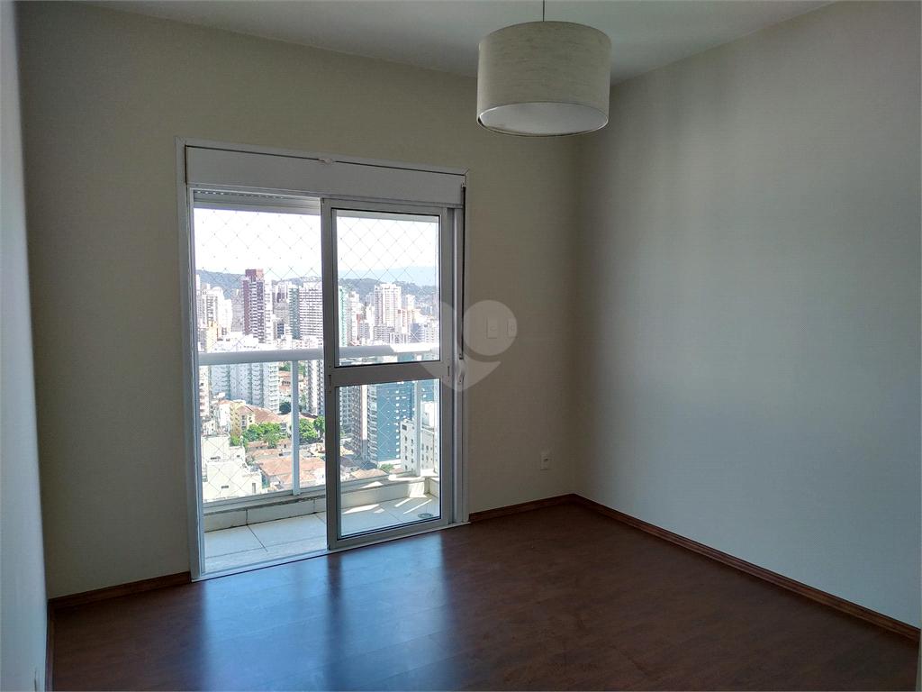 Venda Apartamento Santos Boqueirão REO370517 14