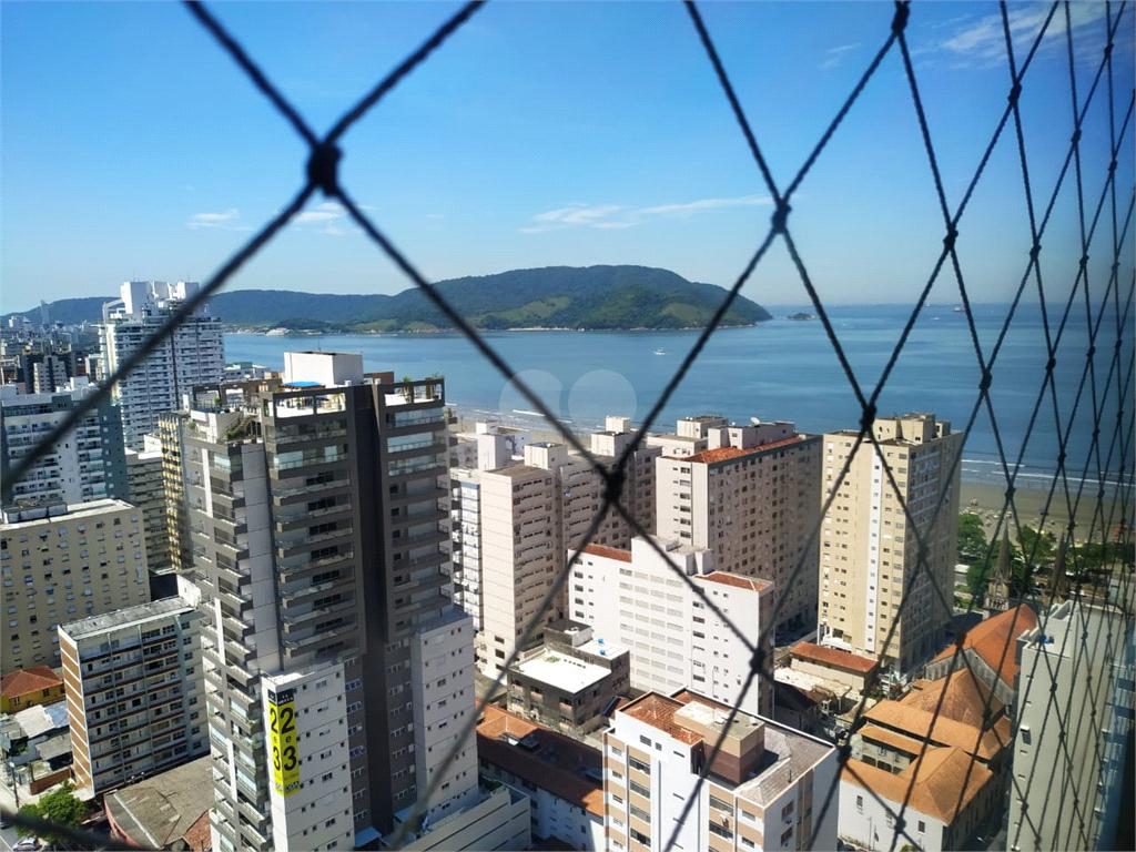 Venda Apartamento Santos Boqueirão REO370517 3