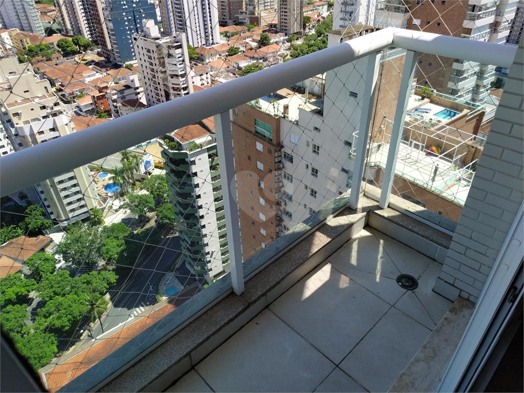 Venda Apartamento Santos Boqueirão REO370517 15