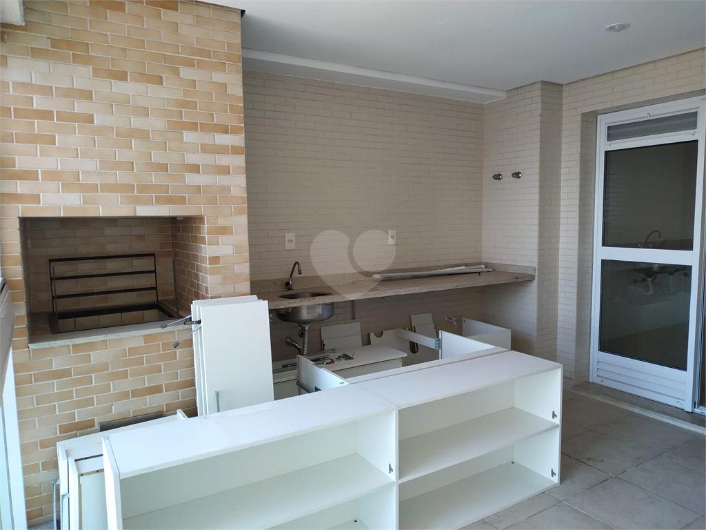Venda Apartamento Santos Boqueirão REO370517 37