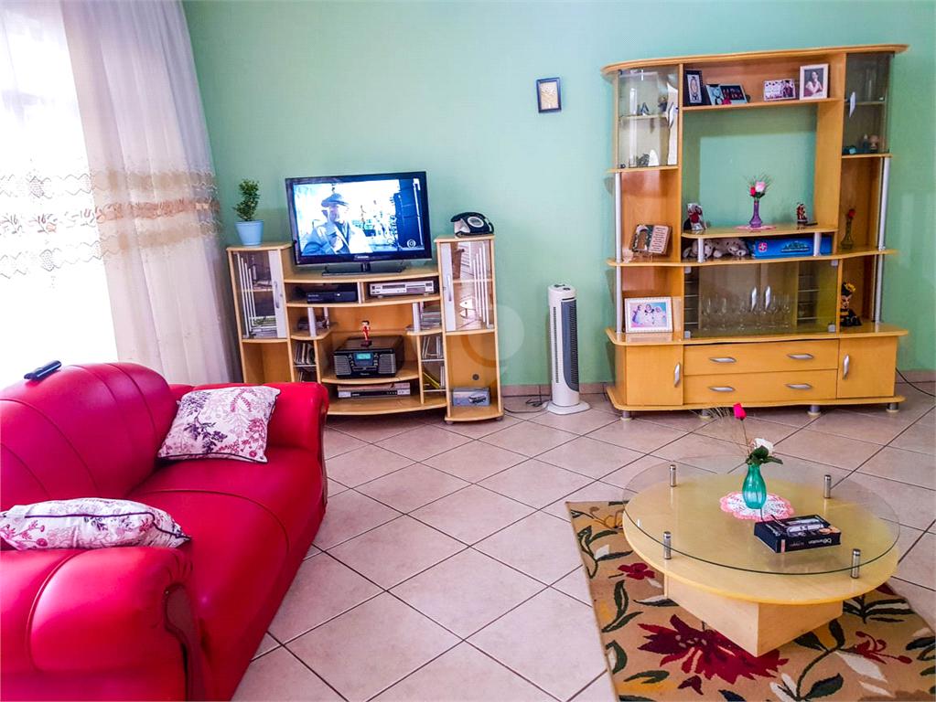Venda Casa térrea São Paulo Vila Nova Mazzei REO371825 2