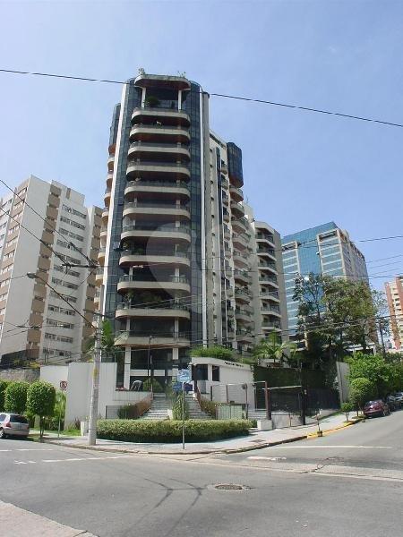 Venda Cobertura São Paulo Moema REO37191 2