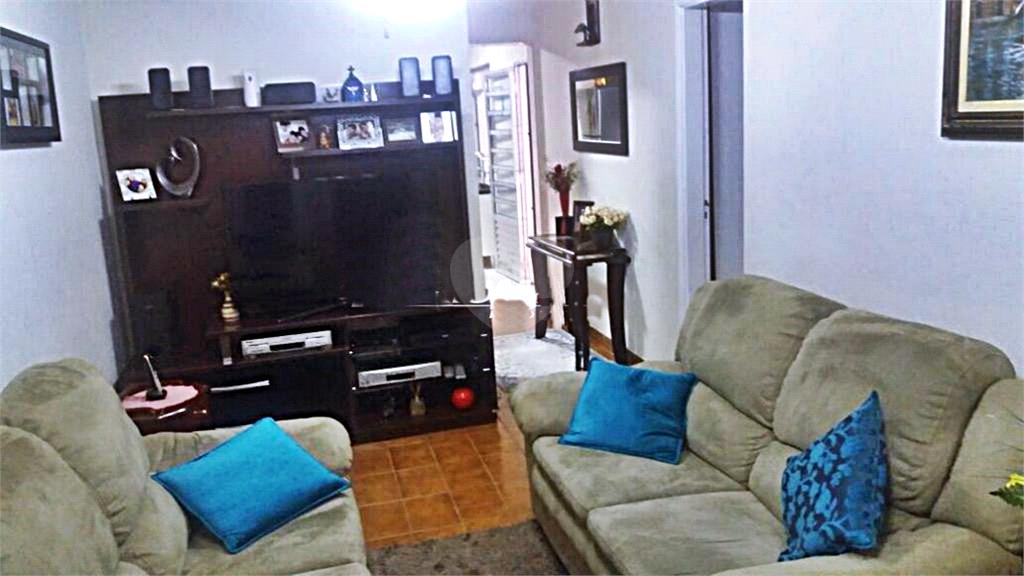 Venda Casa térrea São Paulo Vila Ede REO372654 2