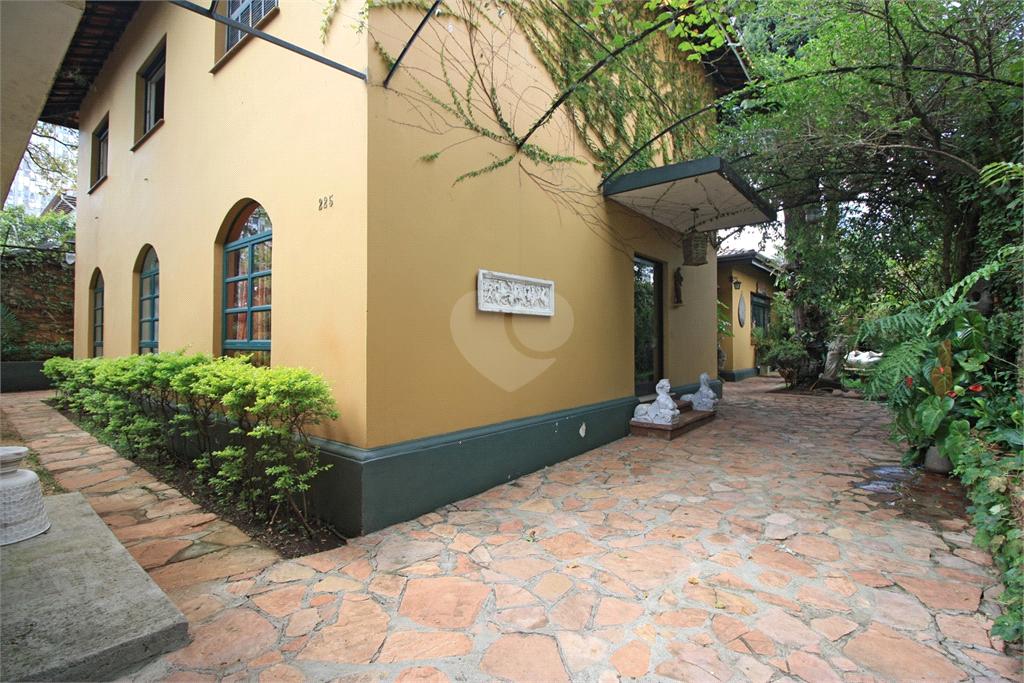 Venda Casa São Paulo Jardim Paulistano REO372709 1