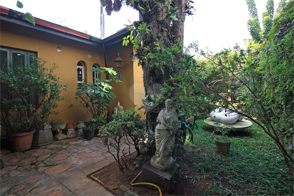Venda Casa São Paulo Jardim Paulistano REO372709 34