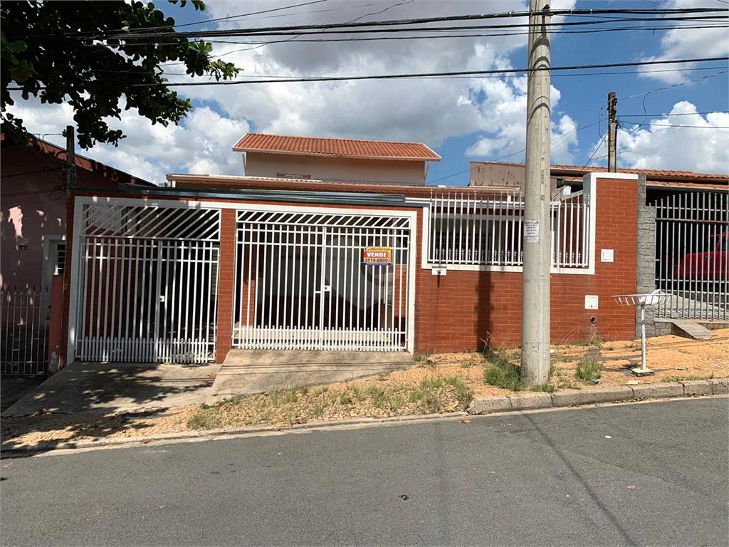 Venda Casa Campinas Vila São Bento REO374161 1