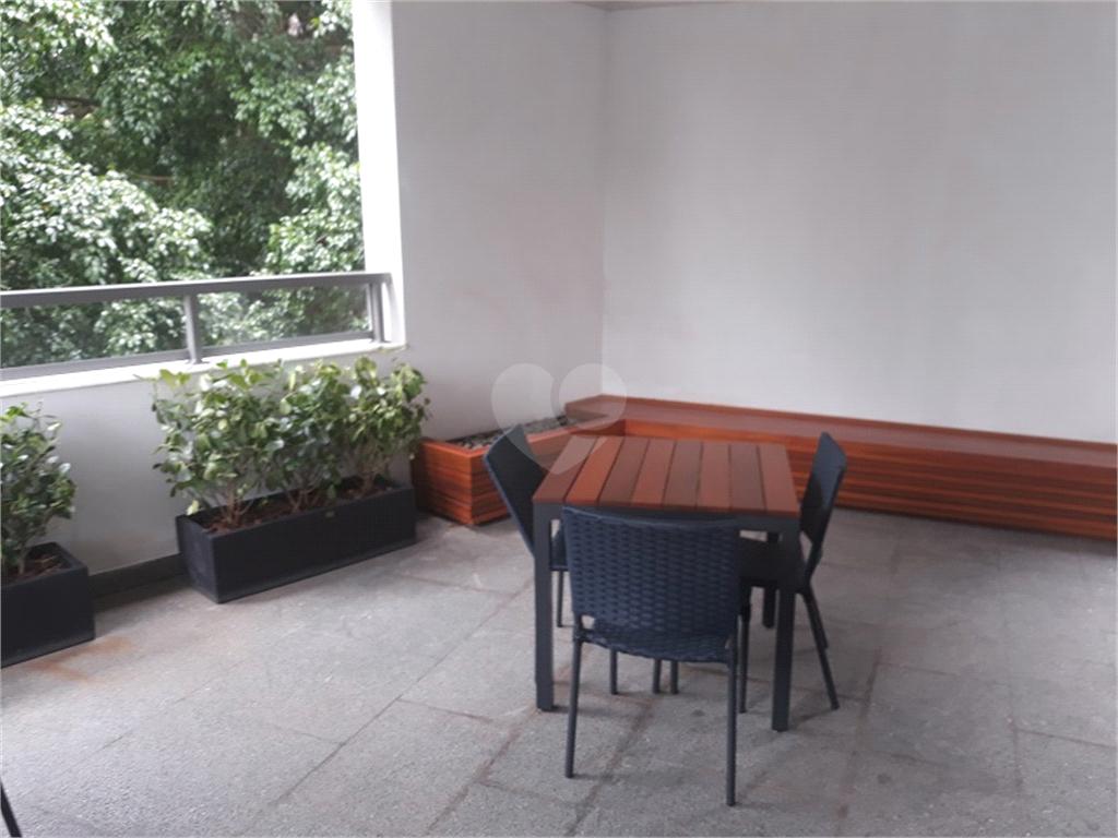 Venda Apartamento São Paulo Alto De Pinheiros REO375096 35