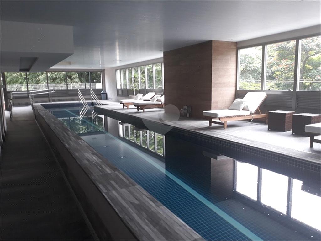 Venda Apartamento São Paulo Alto De Pinheiros REO375096 39
