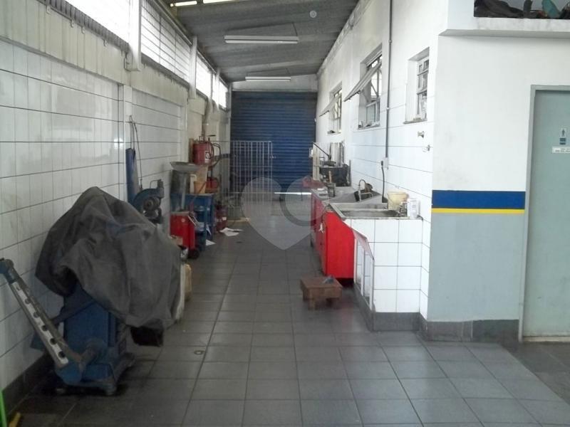 Venda Galpão São Paulo Morumbi REO37539 22