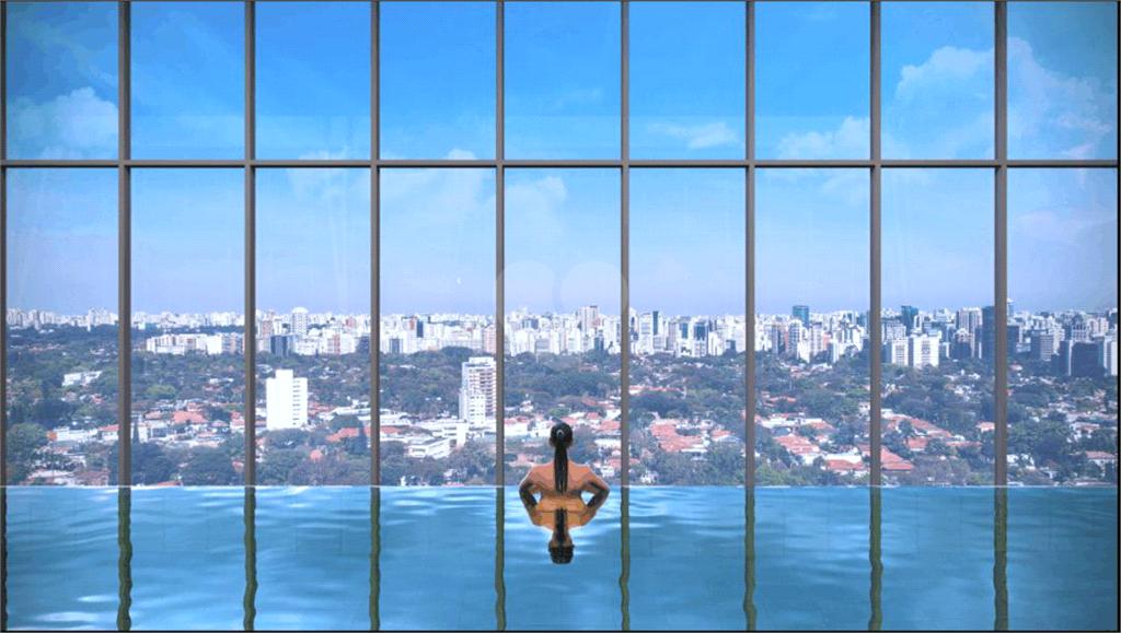 Venda Apartamento São Paulo Pinheiros REO375875 14