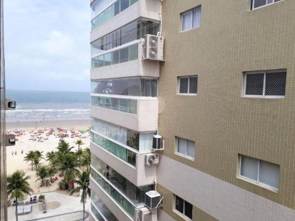 Venda Apartamento Praia Grande Canto Do Forte REO376098 3