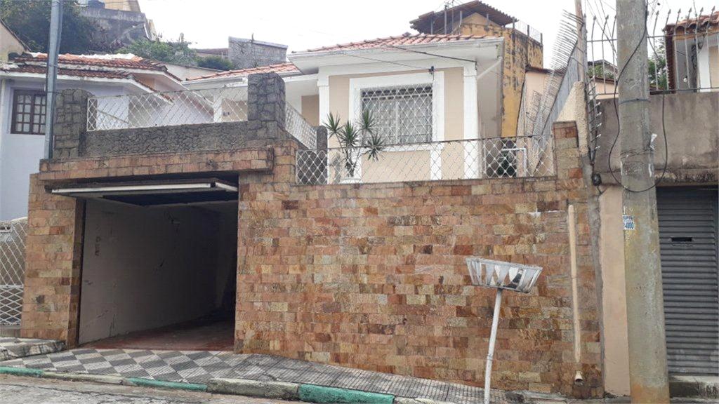 Venda Casa São Paulo Vila Isolina Mazzei REO380017 2