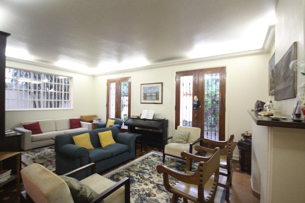 Aluguel Casa São Paulo Sumaré REO38080 1