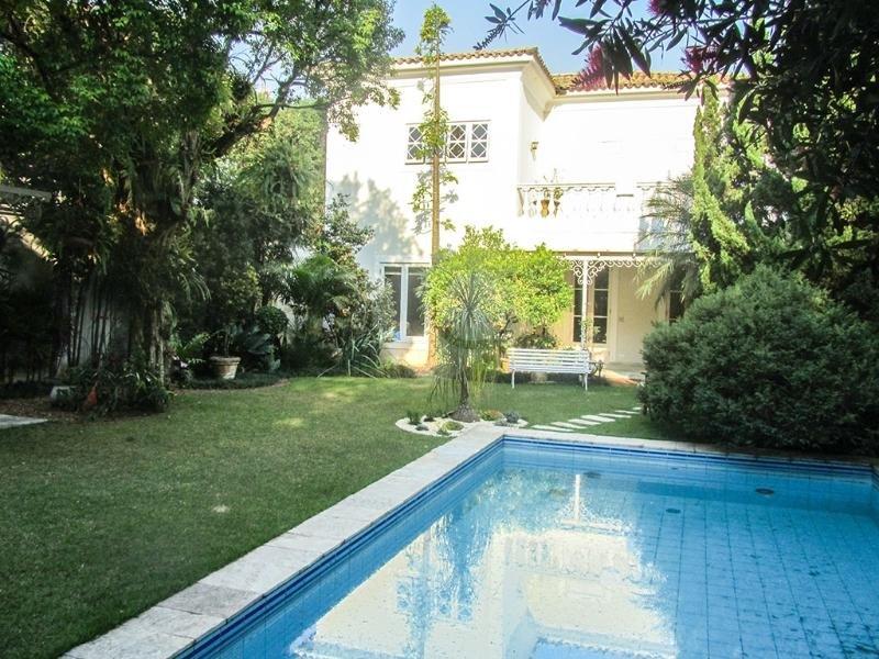 Venda Casa São Paulo Jardim Europa REO38286 15