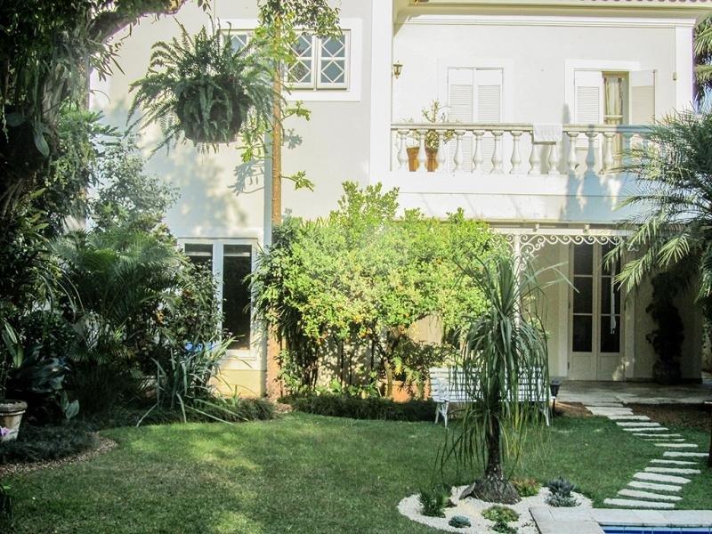 Venda Casa São Paulo Jardim Europa REO38286 8