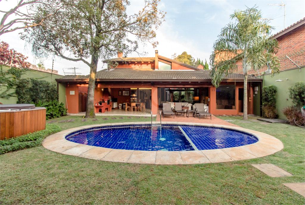 Venda Casa São Paulo Cidade Jardim REO383301 21