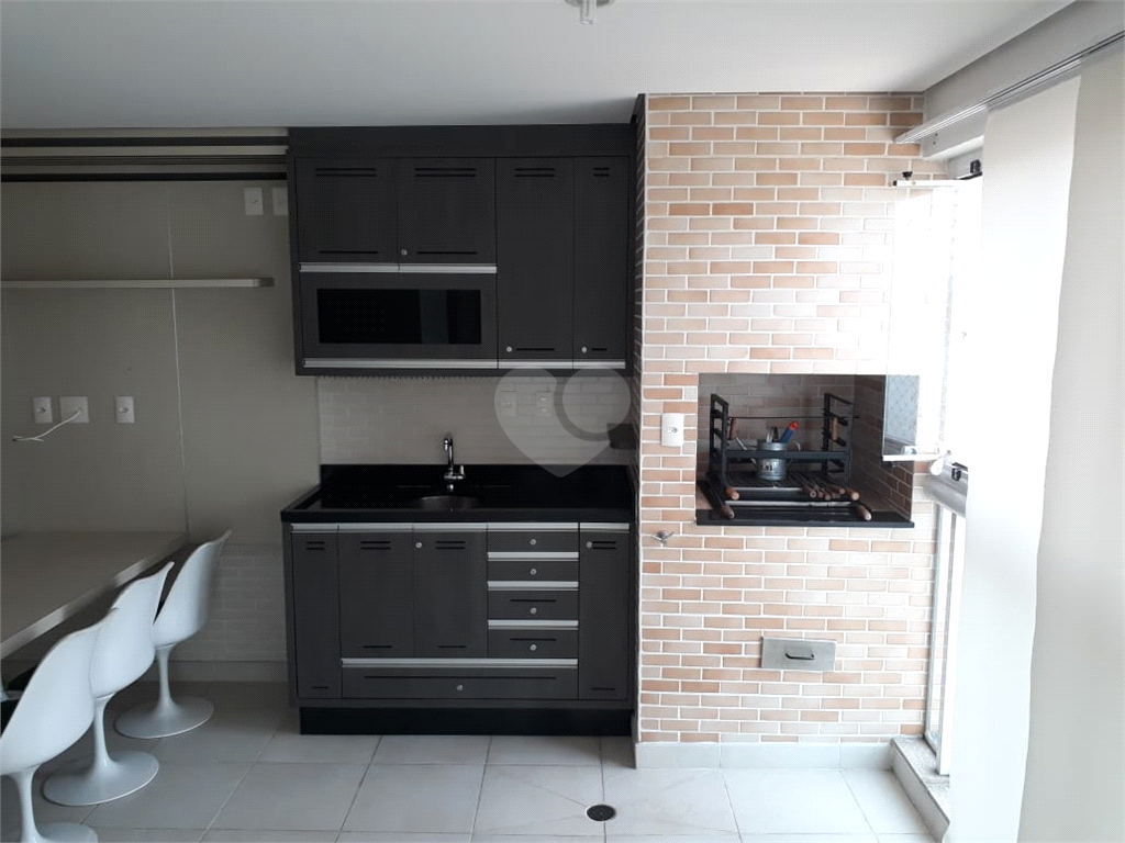 Venda Apartamento Santos Boqueirão REO384234 7