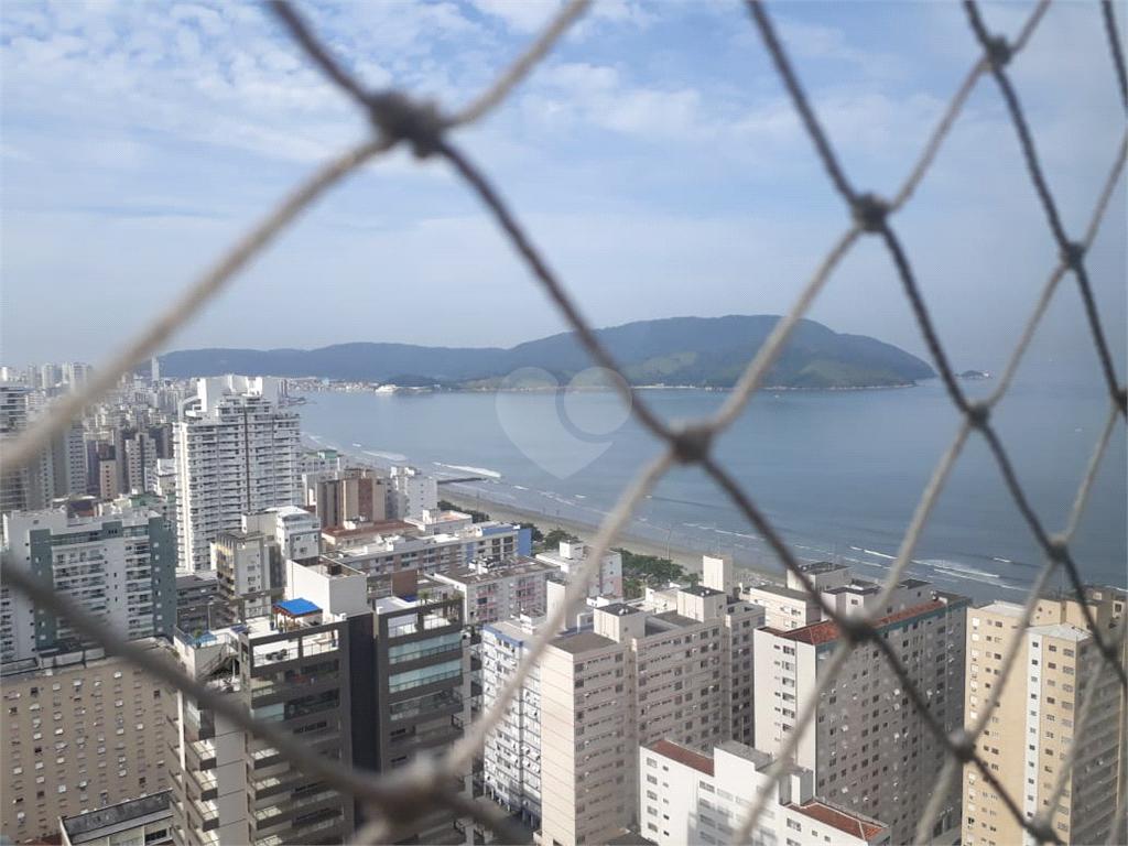 Venda Apartamento Santos Boqueirão REO384234 3