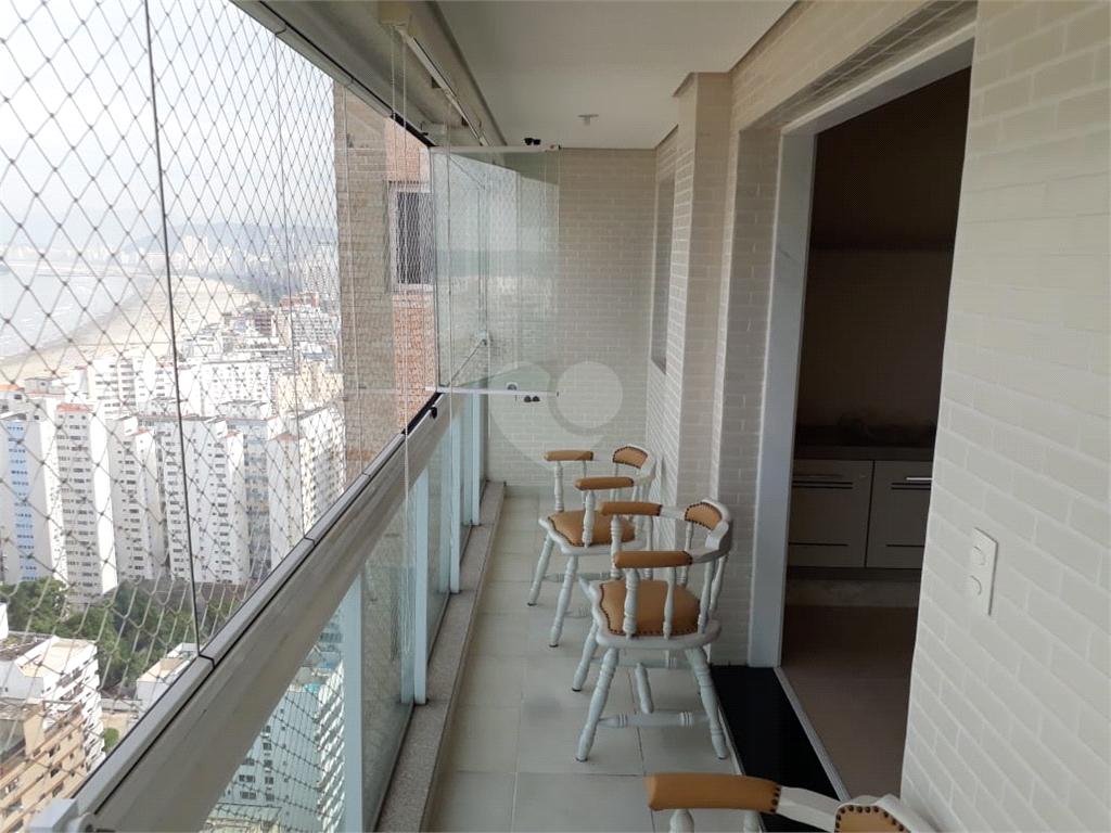 Venda Apartamento Santos Boqueirão REO384234 6