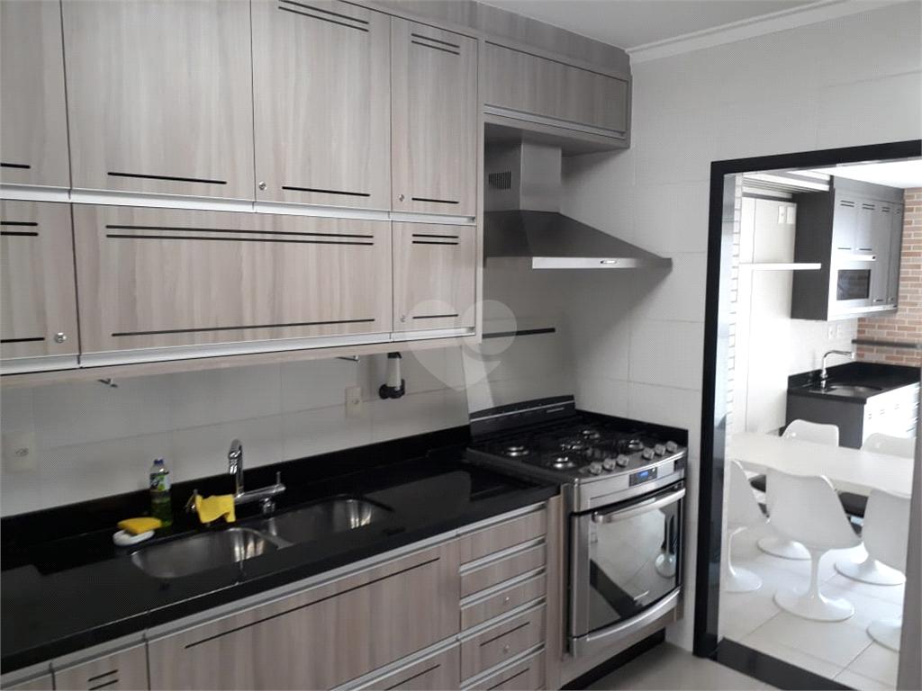 Venda Apartamento Santos Boqueirão REO384234 13