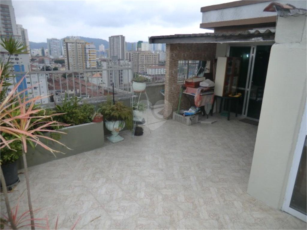 Venda Apartamento Santos Boqueirão REO385126 22
