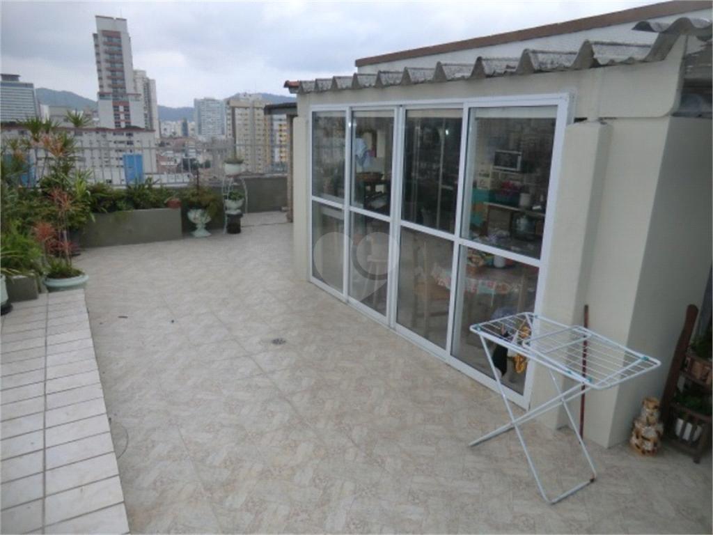 Venda Apartamento Santos Boqueirão REO385126 23