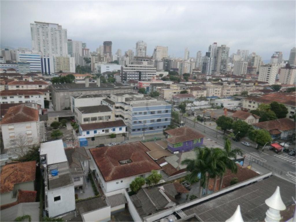 Venda Apartamento Santos Boqueirão REO385126 25