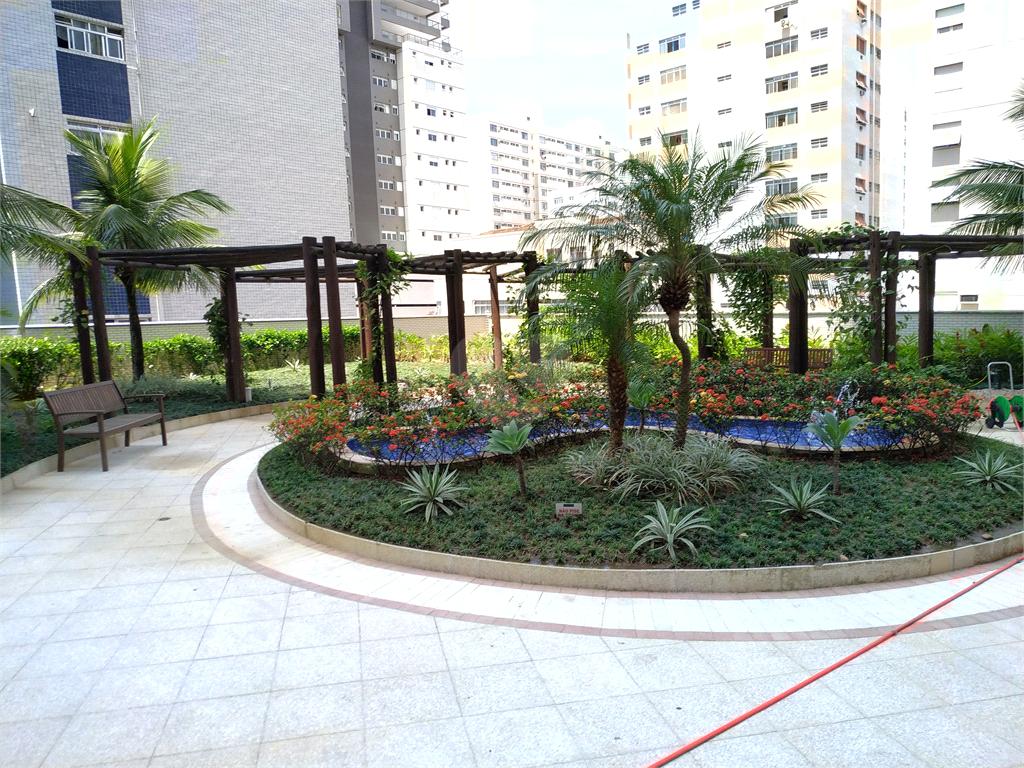 Venda Apartamento Santos Boqueirão REO385272 36