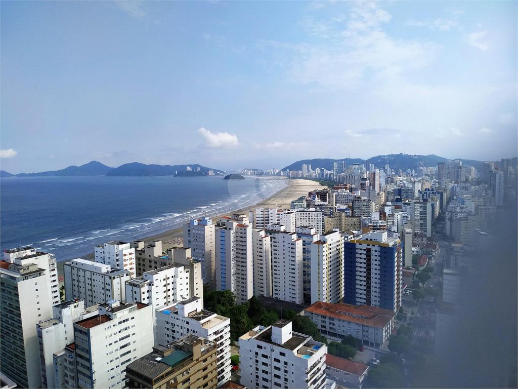 Venda Apartamento Santos Boqueirão REO385272 25