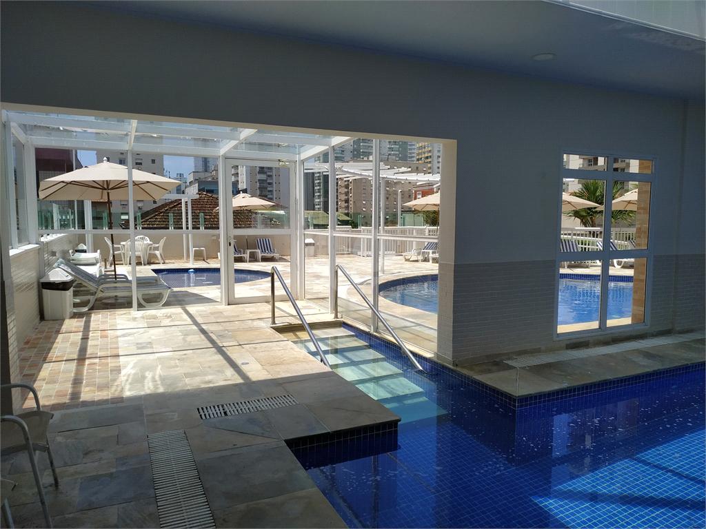 Venda Apartamento Santos Boqueirão REO385272 39