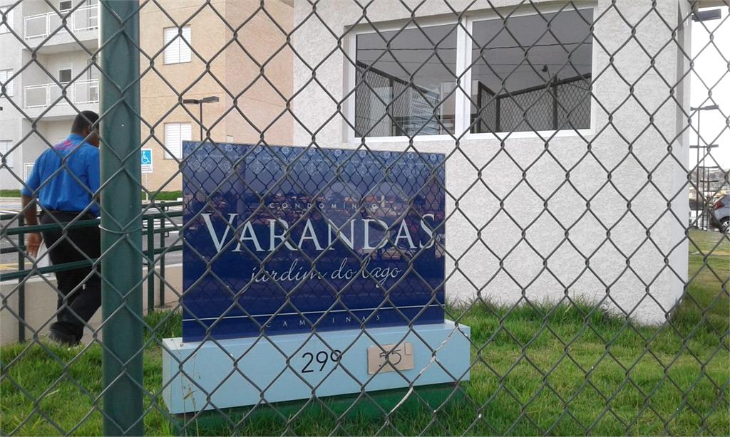 Venda Apartamento Campinas Jardim Do Lago Continuação REO385574 3