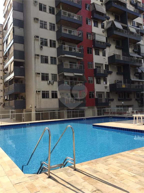 Venda Apartamento Rio De Janeiro Tijuca REO386629 1
