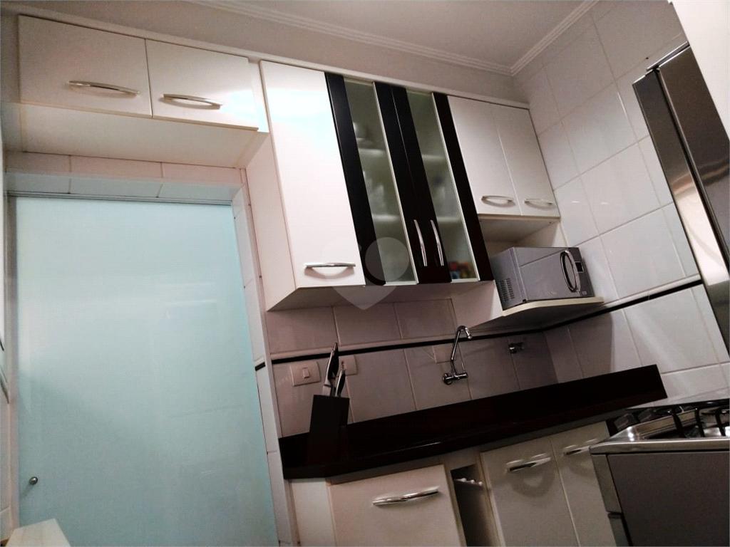 Venda Apartamento Mogi Das Cruzes Vila Mogilar REO386810 16