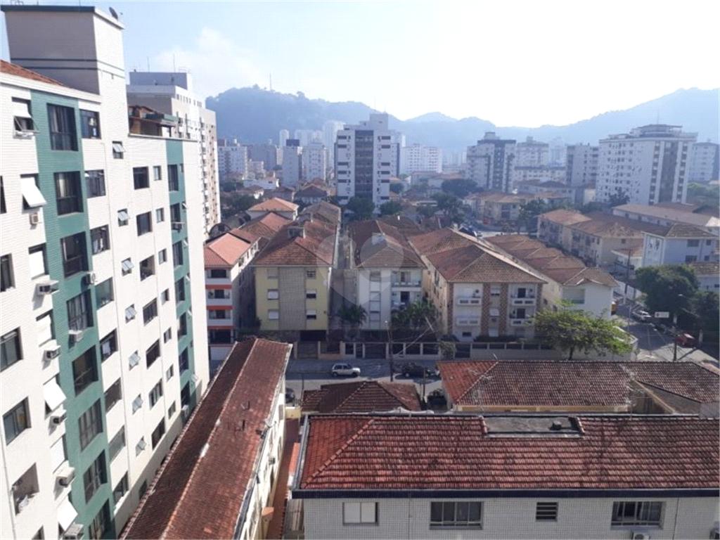 Venda Cobertura Santos Campo Grande REO387048 52