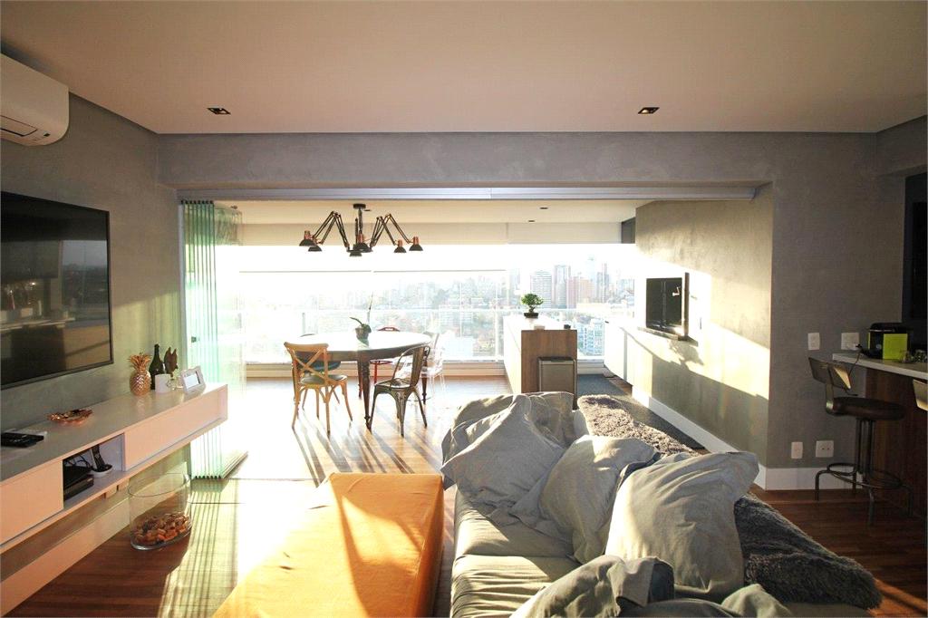 Venda Apartamento São Paulo Pinheiros REO388396 1